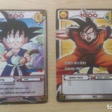 Trading Cards: DRAGON BALL 2 CARDGAME SONN GO KUU DB2. Lote 219602980