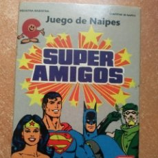 Trading Cards: SUPER AMIGOS NAYPES 36 SUPER POWERS, CARD 1985, FABRICANTE CROMY ARGENTINA. Lote 220438121