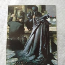 Trading Cards: BATMAN MASTER SERIES # 4 TRADING CARD DC BY FLEER SKYBOX 1995. Lote 220655408