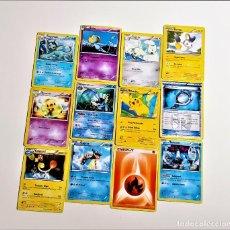 Trading Cards: POKEMON LOTE 12 TARJETAS. Lote 220987290