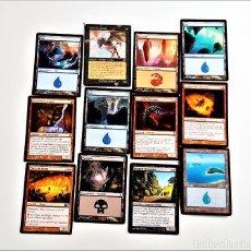 Trading Cards: MAGIC LOTE 12 TARJETAS. Lote 220987343