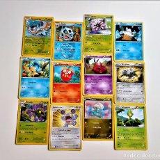 Trading Cards: POKEMON LOTE 12 TARJETAS. Lote 221000748
