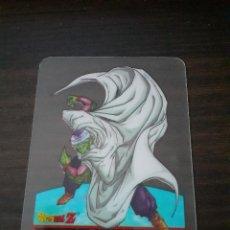 Trading Cards: CROMO CARDS LAMINCARDS EDIBAS DRAGON BALL Z PICCOLO JUNIOR Nº 30. Lote 221605448