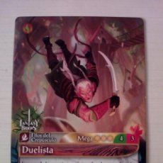 Trading Cards: DUELISTA - N° 246 - FANTASY RIDERS - PANINI 2019. Lote 221606595