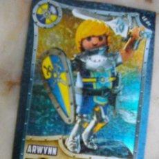 Trading Cards: ARWYN - PLAYMOBYL CARD JUEGO NOVELMORE 2019. Lote 221708918