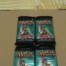 Trading Cards: MAGIC OCTAVA DEMO GAME 22 CARTAS ESPAÑOL 1 SOBRE MTG MAGICS THE GATHERING KREATEN. Lote 221926251