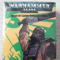 Trading Cards: WARHAMMER 40,000 - GUARDIA IMPERIAL. Lote 221926596