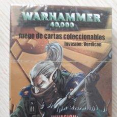 Trading Cards: WARHAMMER 40,000 ELDAR ALAITOC. Lote 221928038