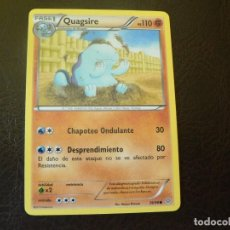 Trading Cards: POKEMON XY 7 ANTIGUOS ORIGENES ORIGINAL ESPAÑOL 39/98 QUAGSIRE. Lote 222024980
