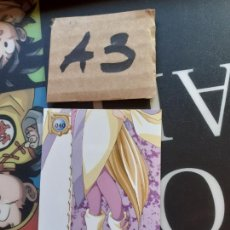 Trading Cards: YUUKYUU GENSOU KYOKU ROL YAOI FANTASY SHOJO MANGA ANIME. Lote 222368893