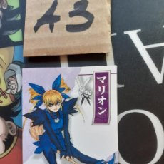 Trading Cards: SENGOKU ACE CARD HENTAI ROL YAOI FANTASY SHOJO MANGA ANIME. Lote 222370986