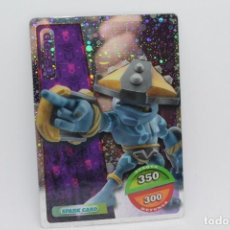 Trading Cards: GORMITI ACTION CARDS DE PANINI - Nº 114 GREDD. Lote 222375268