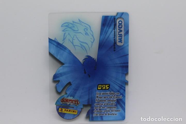 Trading Cards: GORMITI ACTION CARDS DE PANINI - Nº 095 WRAGO - Foto 2 - 222375540