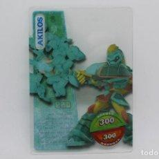 Trading Cards: GORMITI ACTION CARDS DE PANINI - Nº 069 AKILOS. Lote 222375843