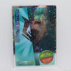 Trading Cards: GORMITI ACTION CARDS DE PANINI - Nº 153 RUNA DE TRYTION. Lote 222376151