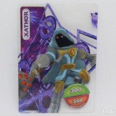Trading Cards: GORMITI ACTION CARDS DE PANINI - Nº 119 XATHOR. Lote 222379783