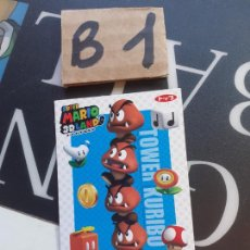 Trading Cards: SUPER MARIO BROSS CARD TOPPS TOP. Lote 222454392
