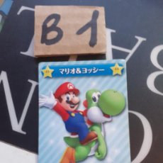 Trading Cards: SUPER MARIO BROSS CARD TOPPS TOP. Lote 222454488