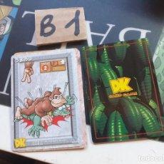 Trading Cards: DONKEY KONG TRADING CARD. Lote 222455031