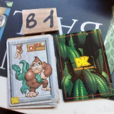 Trading Cards: DONKEY KONG TRADING CARD. Lote 222455038