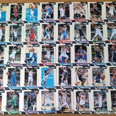 Trading Cards: LOTE 40 CARDS PANINI PRIZM 2018-18 NBA TODAS DIFERENTES BASKETBALL. Lote 222883342
