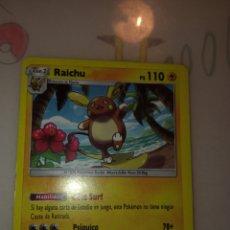 Trading Cards: POKÉMON RAICHU FASE 1. 31/111.. Lote 222886127