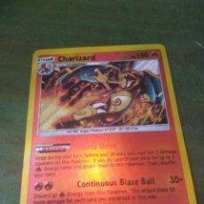 Trading Cards: TARJETA POKEMON CHARIZARD TEU 14 STAGE 2 POKEMON HP 150 FIRE ROARING RESOLVE. Lote 222887548