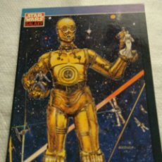 Trading Cards: STAR WARS GALAXY # 111 TOPPS 1993 SERIE 1 TRADING CARDS. Lote 222893048