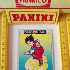 Trading Cards: CROMO CARTA DRAGON BALL EDICIONES ESTE COLECCIÓN DE 90 CARDS 8 SON GOKU. Lote 237093930