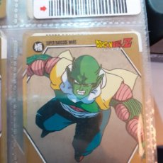 Trading Cards: DRAGON BALL Z SUPER BARCODE WARS CARD 12. Lote 224130225