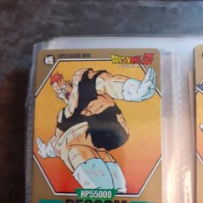 Trading Cards: DRAGON BALL Z SUPER BARCODE WARS CARD 29. Lote 224130260