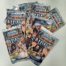 Trading Cards: LOTE 20 SOBRES TOPPS SLAM ATTAX LIVE. Lote 244557645