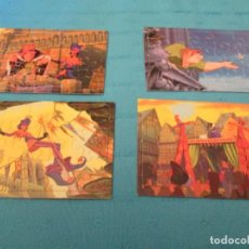 Trading Cards: THE HUNCHBACK OF NOTRE DAME PUZLES. Lote 224702856