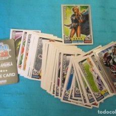 Trading Cards: TOPPS HERO ATTAX LOTE. Lote 224703257