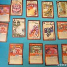 Trading Cards: GORMITI LOTE. Lote 224707225