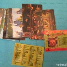 Trading Cards: SHREK 2 LOTE. Lote 224707973