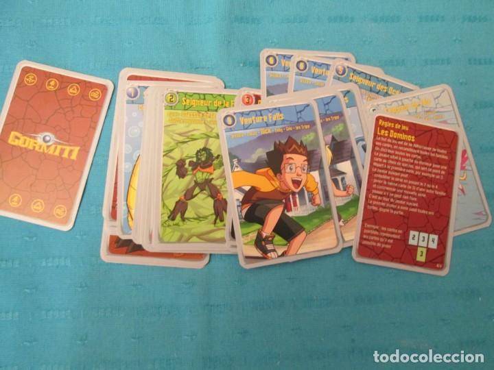 GORMITI LOTE (Coleccionismo - Cromos y Álbumes - Trading Cards)
