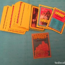 Trading Cards: HARRY Y LOS HENDERSONS CHICLE TOPPS LOTE. Lote 224710395