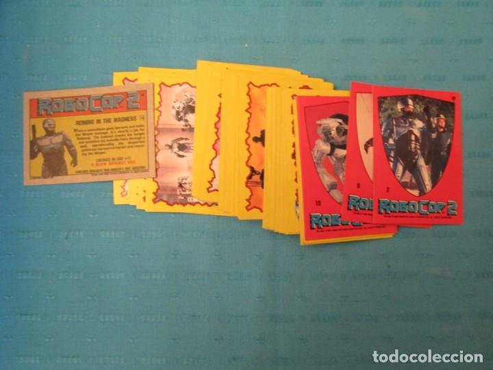 ROBOCOP II LOTE (Coleccionismo - Cromos y Álbumes - Trading Cards)