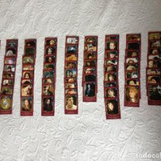 Trading Cards: LOTE 74 CROMOS CARTAS HARRY POTTER,DIFERENTES. CARREFOUR. Lote 224767908