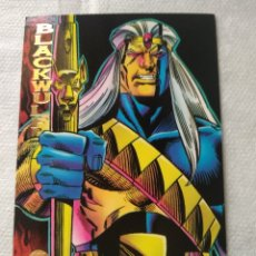 Trading Cards: MARVEL CARDS UNIVERSE 1994 # 187 BY FLEER CORP. & MARVEL TRADING CARD. Lote 225122395