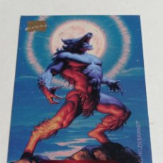 Trading Cards: MARVEL MASTERPIECES 135. Lote 226388415