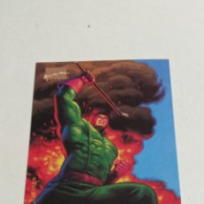 Trading Cards: MARVEL MASTERPIECES 138. Lote 226463420