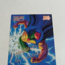 Trading Cards: MARVEL MASTERPIECES 132. Lote 226464715