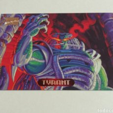 Trading Cards: MARVEL MASTERPIECES 127. Lote 226467200