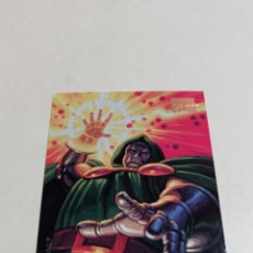 Trading Cards: MARVEL MASTERPIECES 31. Lote 226560515
