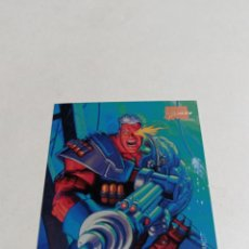 Trading Cards: MARVEL MASTERPIECES 17. Lote 226564460