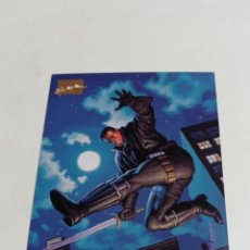 Trading Cards: MARVEL MASTERPIECES 12. Lote 226564735