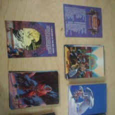 Trading Cards: LOTE DE 90 TRADING CARDS: RICHARD HESCOX. 1994.. Lote 226664105