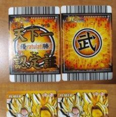 Trading Cards: DRAGON BALL DATA PROMO OT-005-III NORAMAL ORO (IC JCC GT KAI SUPER CARD GAME TRADING SET FULL). Lote 228218055